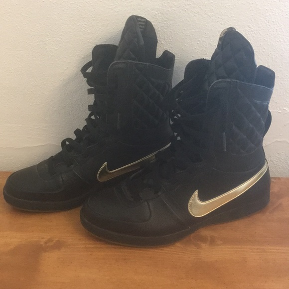 nike extra high tops